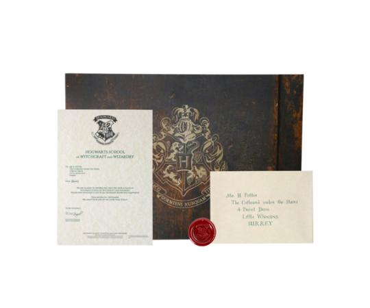 Custom Hogwarts Acceptance Letter.Personalized Hogwarts Acceptance Letter Potteric